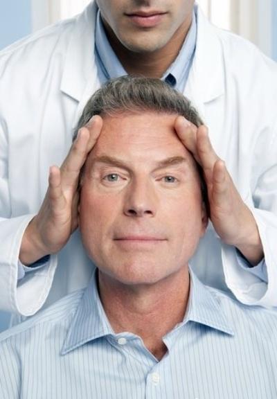 Botox Masculino para homens